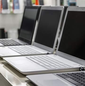 Vente de matériel informatique